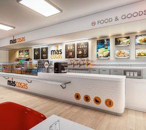 Airfoods se alía con Adif y abre en estaciones