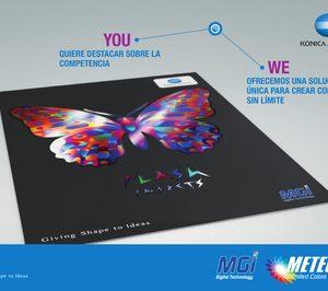 Konica Minolta innova en impresión digital con solución de acabado