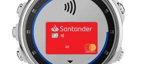 Garmin Pay, disponible para los clientes de Banco Santander