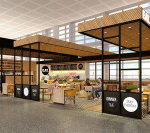 Eat Out Travel gestionará seis espacios en el aeropuerto de Málaga