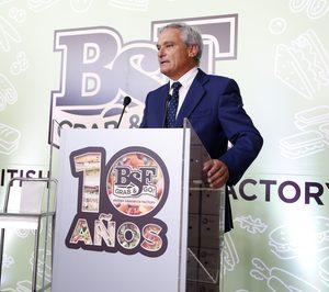 BSF invertirá en una segunda ampliación de la fábrica de sándwiches