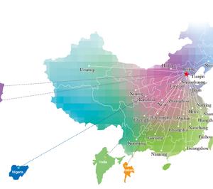 La cadena de telefonía Beijing Digital se instala en España