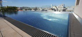 Inbeca equipa el barcelonés Park Hotel, de Abac
