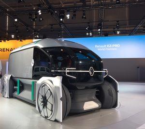 DPDgroup (Seur) presenta un prototipo de coche autónomo