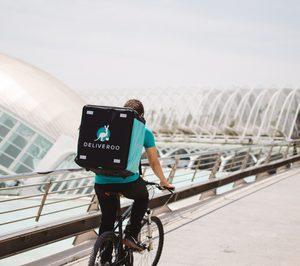 Deliveroo comienza a prestar servicio de habitaciones en España