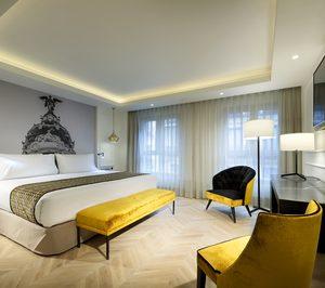 Eurostars reabre uno de sus hoteles en el centro de Madrid