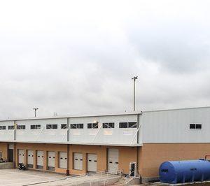 Eurotransmex trabaja en la nueva terminal de carga de Tenerife Norte
