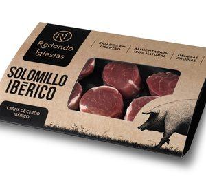 Redondo Iglesias lanza carnes de ibérico y avanza en Mercadona