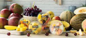 Florette exporta su modelo a la fruta de IV gama