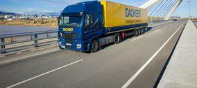 Dachser Spain se mantiene en el podio de la paquetería industrial