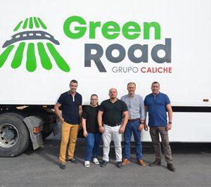 Grupo Caliche crea nuevo servicio para el sector hortofrutícola con Green Road
