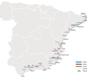 Ábalos (ministro de Fomento): En 2021 estarán en servicio todos los tramos del Corredor Mediterráneo