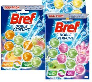 Bref WC amplía su gama con el lanzamiento de Doble perfume