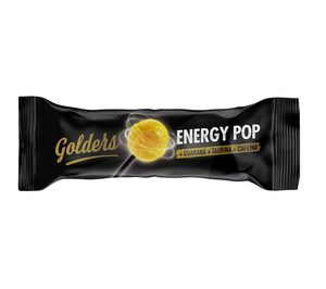 Nace el caramelo energético Golders