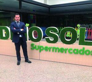 """Alejandro Millán (Dinosol Supermercados): """"Frutas y hortalizas es una sección viva, en continuo cambio"""""""