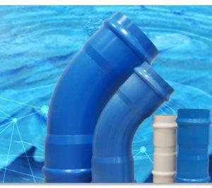 Molecor lanza accesorios de PVC-O