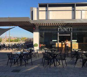 Ñam Restaurantes estrena su nuevo local en Megapark