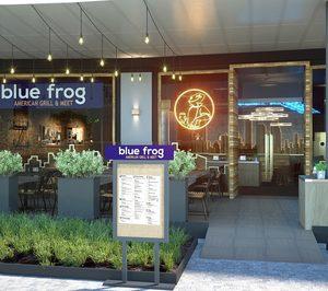 Blue Frog abre en Madrid sus primeras franquicias españolas