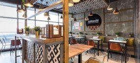 El mayor franquiciado de Telepizza desarrollará Abbasid Mediterranean Kebab en la zona norte
