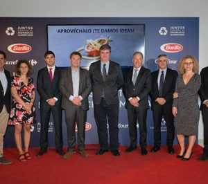 Barilla y Carrefour se unen contra el desperdicio alimentario