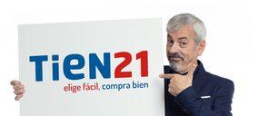 Sinersis renueva la imagen Tien21
