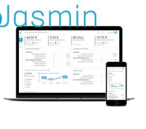 Jasmin lanza su software de gestión online