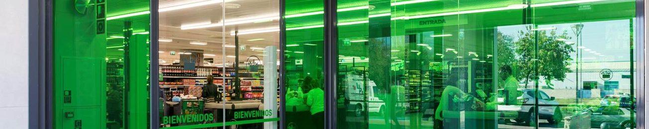 Supermercado de más de 1.000 m2: Una década al ritmo de Mercadona y Lidl