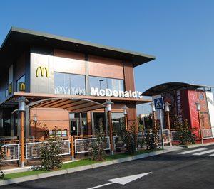 McDonalds cede a un franquiciado dos restaurantes propios en Málaga