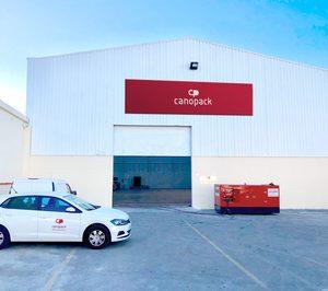 Canopack completa la ampliación de sus instalaciones