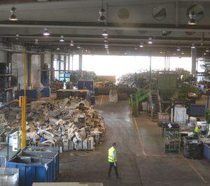 Los SCRAP gestionan 262.000 toneladas en 2017