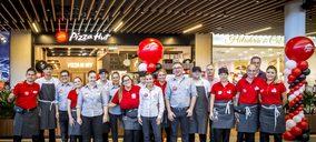 Pizza Hut crece en Asturias
