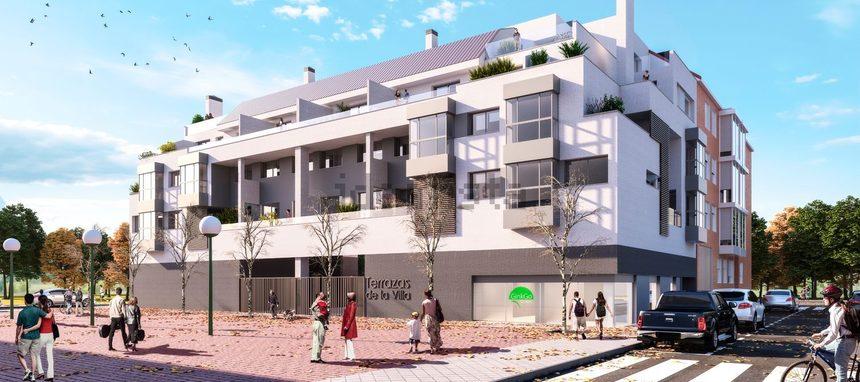 Ginkgo desarrolla 300 viviendas hasta 2021
