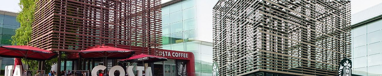 Starbucks se merienda buena parte de Costa Coffee