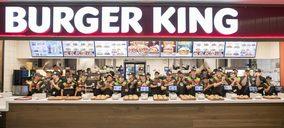 Las hamburguesas de Burger King ganan diez nuevas ubicaciones