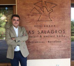 Reinald Gimeno, nuevo director comercial del Mas Salagros Ecoresort