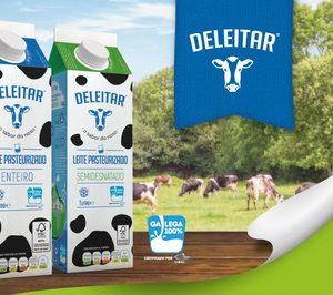Dairylac lanza leche fresca en envase 100% renovable