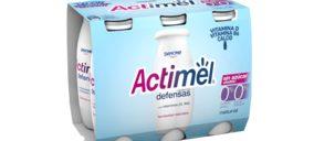 Danone testa un Actimel doble cero en Carrefour