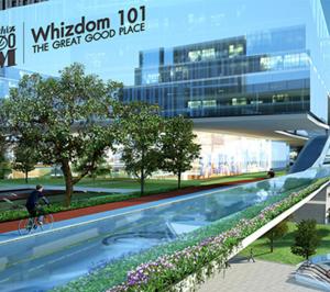 Fluidra construye tres piscinas para un nuevo centro Virgin Active en Bangkok