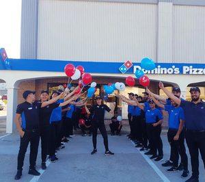 Dominos Pizza debuta en una localidad coruñesa