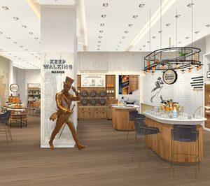Diageo abrirá en Madrid la primera tienda Johnnie Walker de Europa