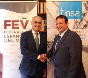 Tinsa se convierte en socio colaborador de la FEV