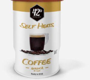 The 42º Degrees Company devuelve al mercado las bebidas autocalentables
