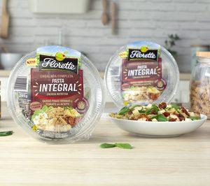 Florette innova con la primera ensalada de pasta integral