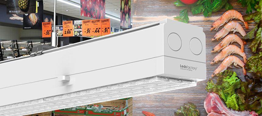 Ledsfactory presenta su sistema interconectable Megalink