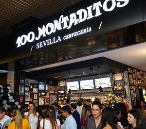 100 Montaditos añade un séptimo país a su presencia en Latinoamérica