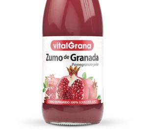 Vitalgrana invierte para revalorizar la granada destinada a zumo