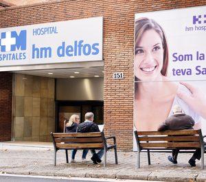 HM Hospitales anuncia una inversión de 30 M en el hospital Delfos de Barcelona