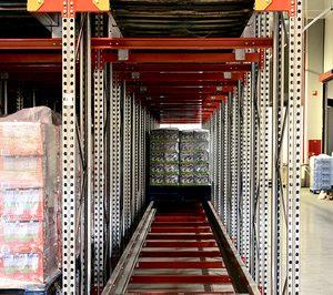 AR Racking instala el almacén de la operadora logística Lucuslog