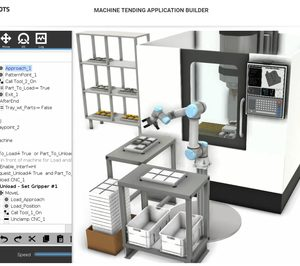 Universal Robots lanza Application Builder