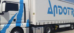 Andotrans pondrá en marcha su ampliación a principios de 2019
